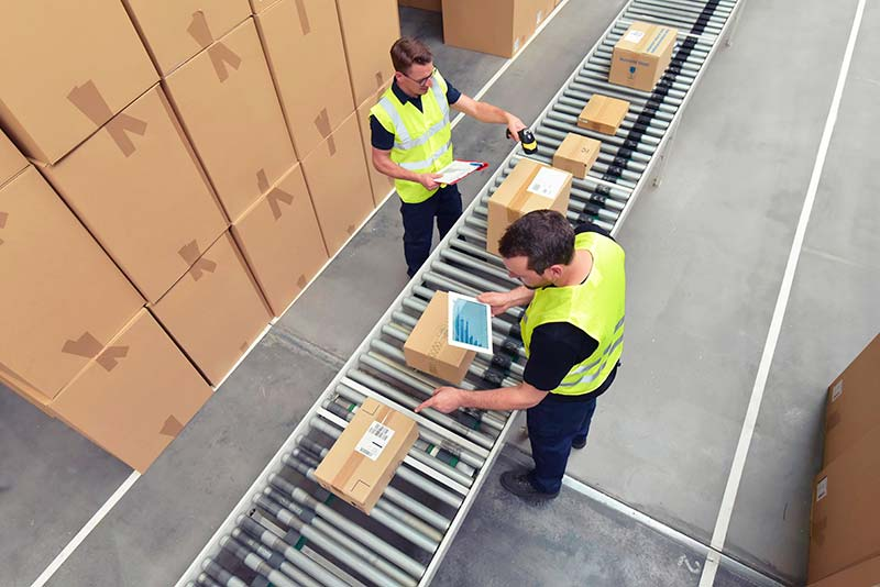 ACPSI Servicios de logística y almacén